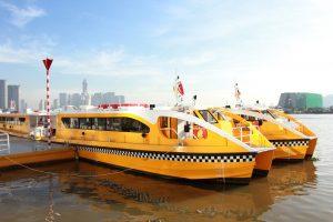 Tuyến buýt đường thủy đầu tiên tại TP HCM