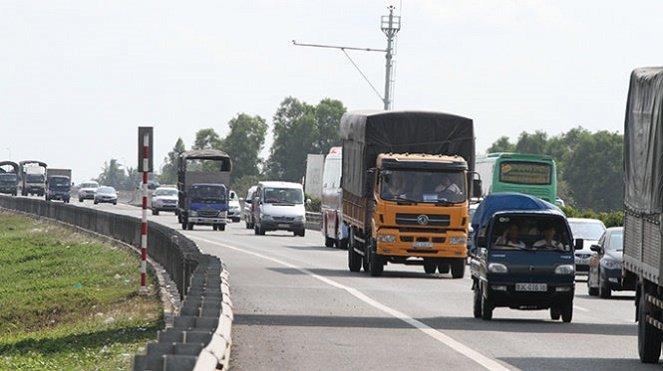 Luật giao thông đường bộ quy định về tốc độ các xe khi tham gia giao thông