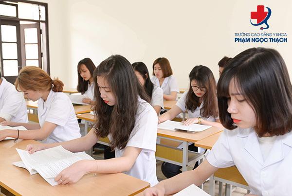 Đôi nét về Trường Cao đẳng Y Khoa Phạm Ngọc Thạch